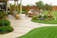 great ideas for patio design Backyard Landscape Designs | Ideas Photos and Plans