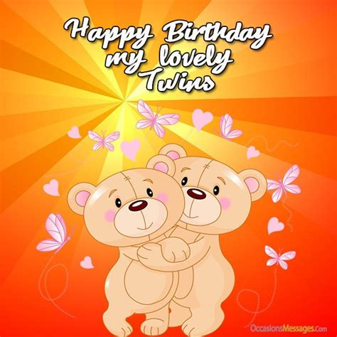 Best Happy Birthday Twins Ideas And Images On Bing Find What You