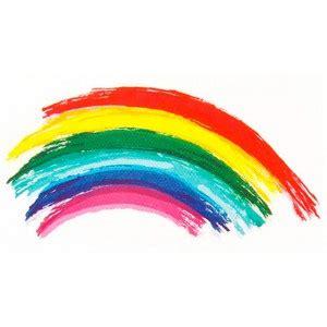 tatouages temporaires arc en ciel rainbow  le
