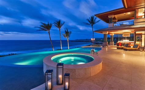 mansions on the beach with pool www pixshark com