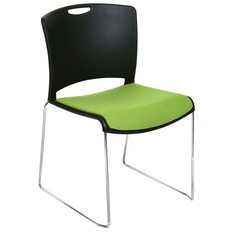 jasper high density stacking chair seat pad