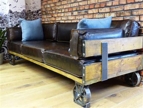 Sofa Industrial by Industrial Sofa In 2019 A Industrial Furniture Sofa