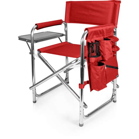 picnic time sports chair red 809 00 100 000 0 b h photo