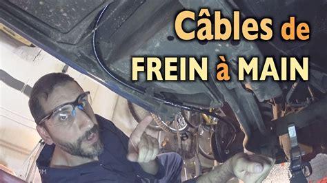 cable frein a mustang changement des c 226 bles de frein 224