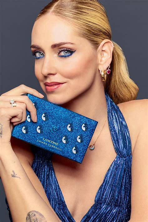 The Lancôme X Chiara Ferragni Makeup Collection Is Out ...