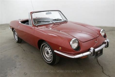 1968 Fiat Spider by 1968 Spider Used Classic Fiat 850 1968 For Sale