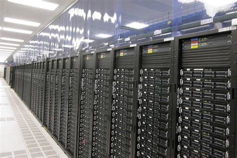 upgrade race  data centers wsj