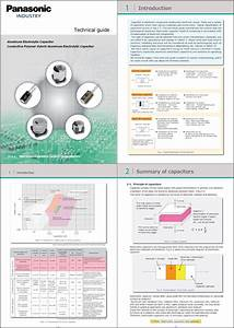 Aluminum Electrolytic Capacitors Technical Guide