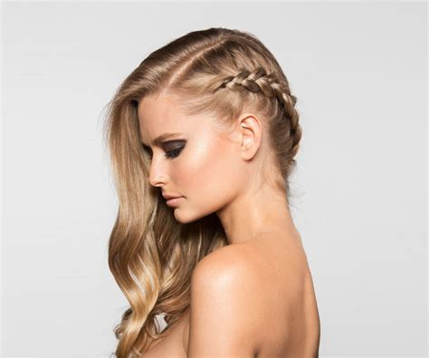 hair on the side styles braid how to a chic and easy 3 step side braid