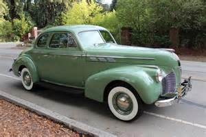 Sage Green Carpet by Beautifully Restored 1940 Pontiac Sports Coupe For Sale Or