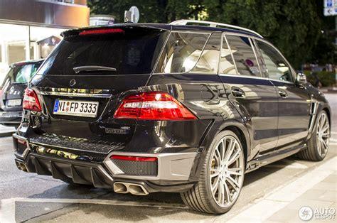 Mercedes-benz Brabus Ml B63-700 Widestar