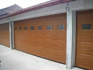 Porte De Garage Automatique : portes de garage lamy portails automatiques cl tures ~ Dailycaller-alerts.com Idées de Décoration