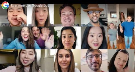 duo google let chrome calls limit