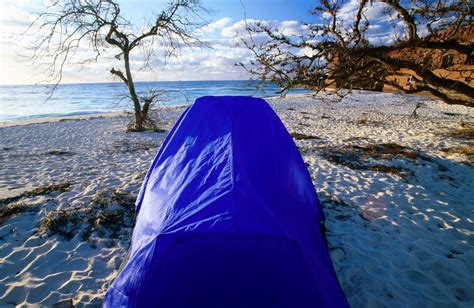 keys florida camping tent beach fort key jefferson garden campgrounds essentials trip