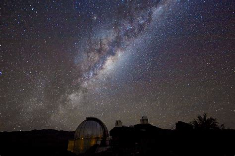 Milky Way From Silla Eso