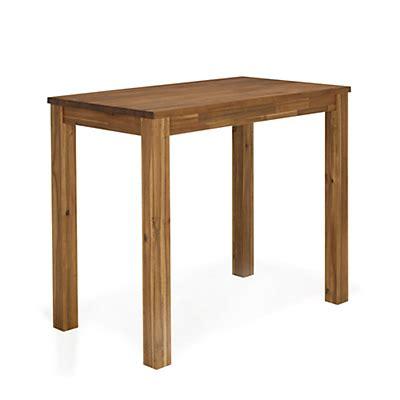 tables de cuisine alinea table haute et bar mange debout alinéa