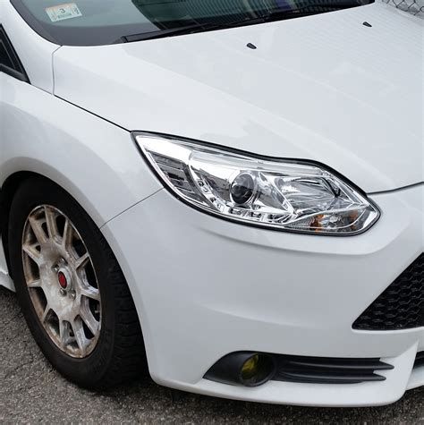 the official focus st hid headlight conversion thread