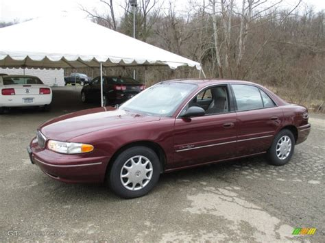 2001 Buick Century Transmission by Bordeaux Pearl 2001 Buick Century Custom Exterior