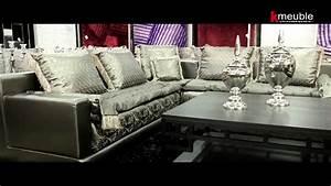 Salon marocain k meuble specialiste du salon oriental sur for K meuble salon marocain