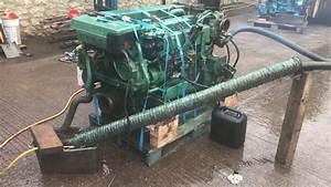 Volvo Penta Tamd61a 306hp Marine Diesel Engine 2 Of 2