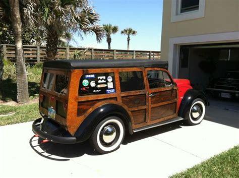 buy  hot rod rat rod woodie wagon  columbus ohio