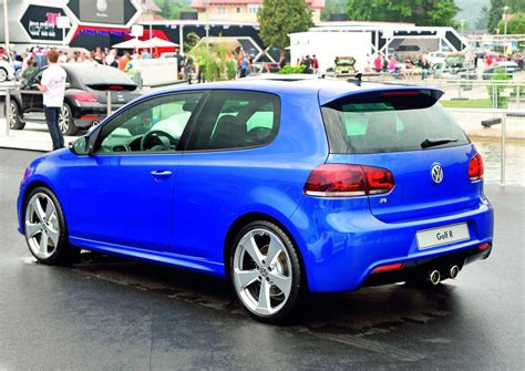 2018 Volkswagen Golf R Concept Picture 404503 Car