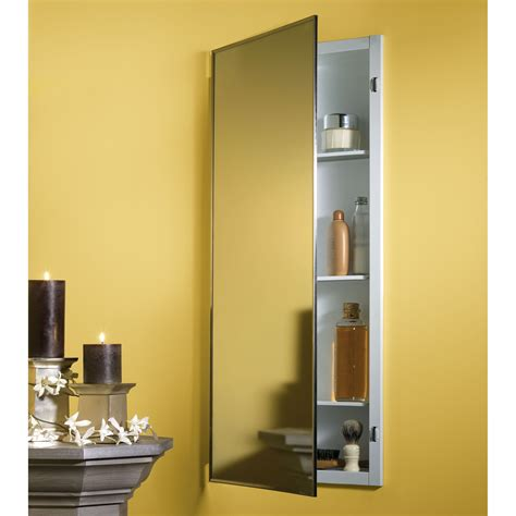Mirror Medicine Cabinet Replacement Door by Jensen Medicine Cabinet Styleline 16w X 36h In Recessed