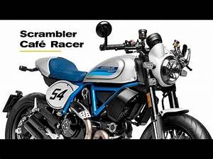 Ds 3 Café Racer : 2019 new ducati scrambler 800 cafe racer action details studio photos youtube ~ Medecine-chirurgie-esthetiques.com Avis de Voitures