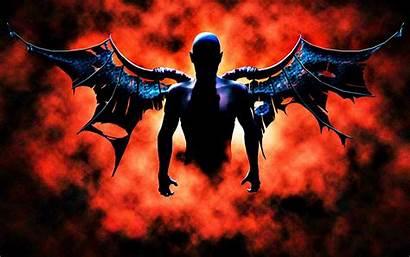 Devil Keren Untuk Animasi Pc Angel Wallpapers