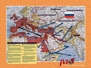 End Times Conflict Map   End Times Journal