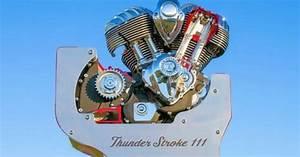 Indian Motorcycles Thunder Stroke 111 Engine