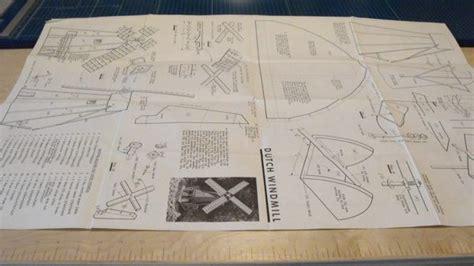 mp dutch windmill woodworking plan