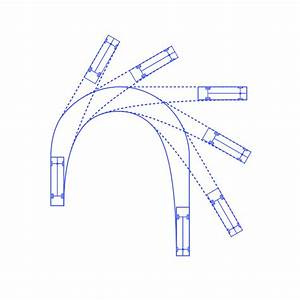 Vehicle Turning Paths Dimensions  U0026 Drawings