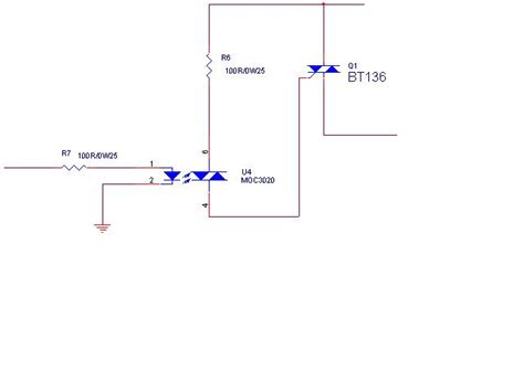 Triac Microcontroller