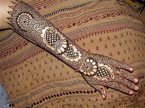 stylish mehndi designs  full hands sheideas