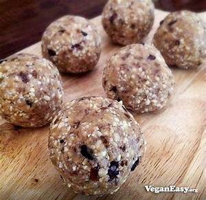 Cookie Dough Bliss Balls  U2013 Vegan Easy