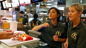 McDonald's company help line to broke worker: 'Go on food ...