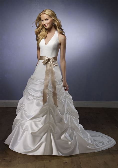 big shark   fashionhalter wedding dress