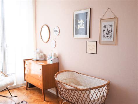 chambre panda une déco de chambre de bébé en noir et blanc