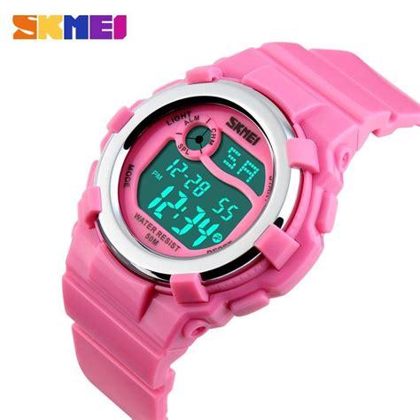 jual beli jam tangan anak perempuan anti air original