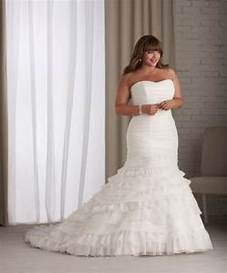 The information is not available right now for Plus size strapless wedding dresses