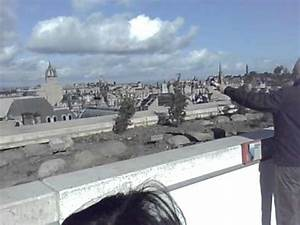 View From Roof Terrace of National Museum Edinburgh - YouTube