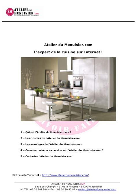 atelier du menuisier cuisine atelier du menuisier com l 39 expert de la vente de cuisines