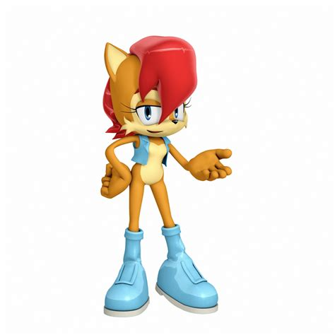 Image Sally Acornpng Sonic News Network The Sonic Wiki