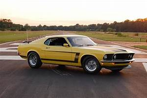 1969 Yellow Boss 302 Mustang - Classic Ford Mustang 1969 for sale