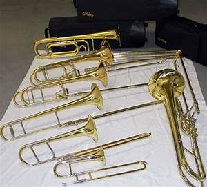 O'Malley Contrabass Trombone Double Slide