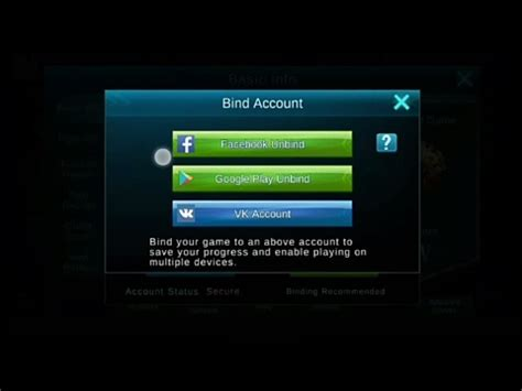 switch account mobile legend  delete data  root