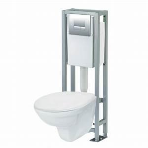 Wc Suspendu Inconvenient : pack wc suspendu actua 2016 wc suspendu wc accessoires salle de bains et wc d coration ~ Melissatoandfro.com Idées de Décoration