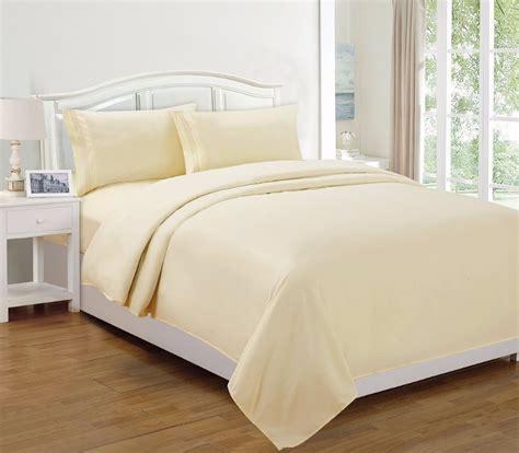 Brand House Fabric Bedding Set Sheet Set Queenking Size