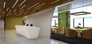 Led Wraparound Fixtures  Office Lighting Meets Modern Technology